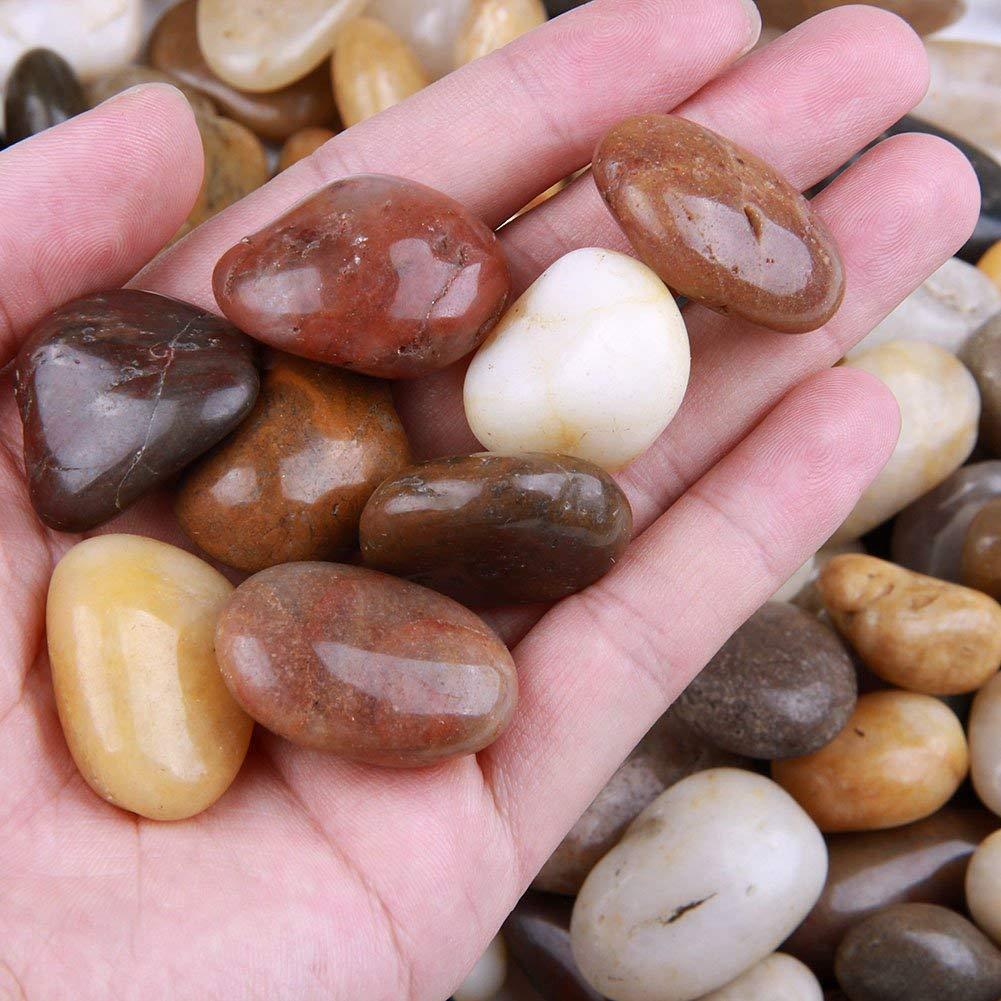 diy mini zen garden pebbles