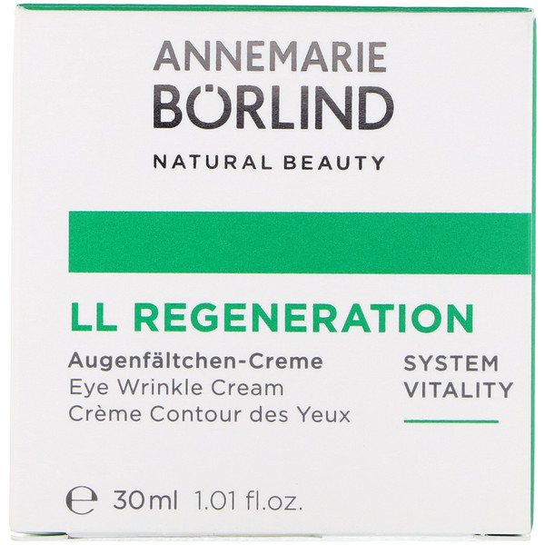 best natural eye cream review annemarie borlind