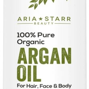 aria starr argan oil review