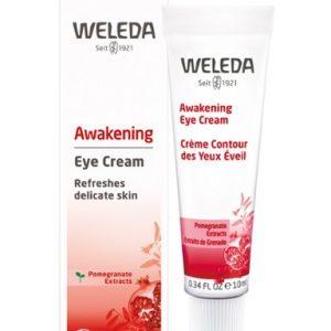 best natural eye cream review weleda