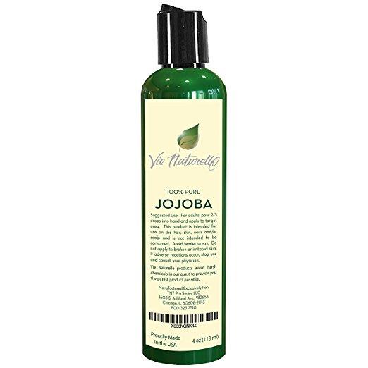 jojoba oil review best jojoba oil brand vie naturelle jojoba oil