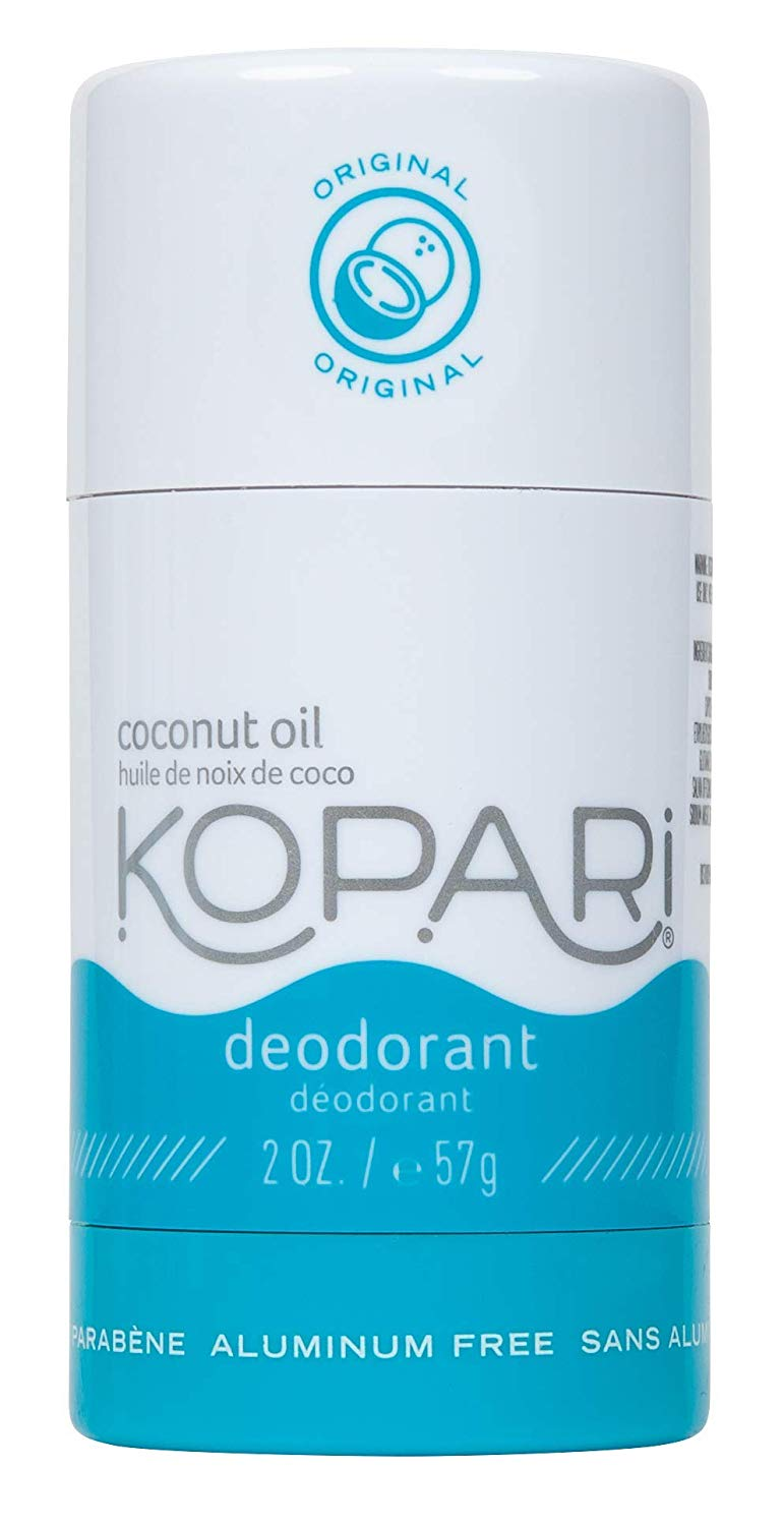best all natural deodorant kopari review