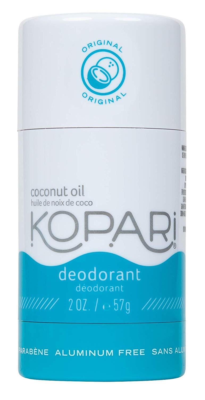 kopari natural deodorant best review