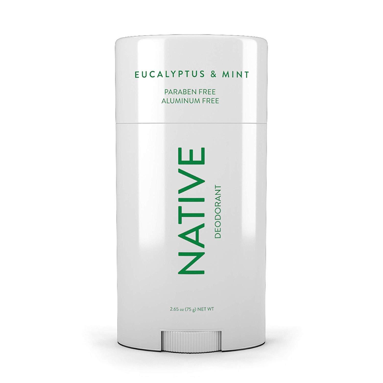 native natural deodorant aluminium free
