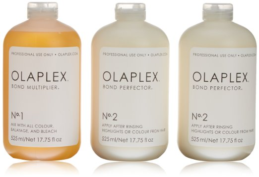 olaplex 1-3 review